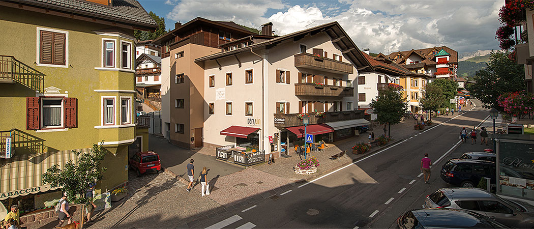 Apartments Rezia in the center of Ortisei Val Gradena