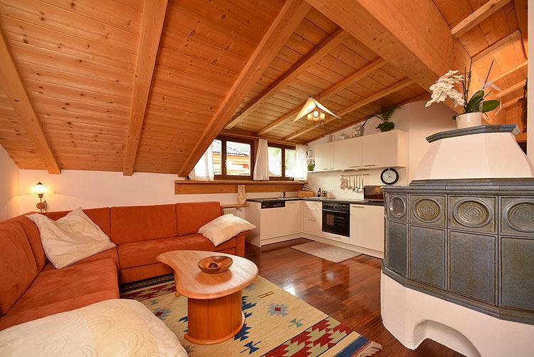 Appartamenti Rezia nel centro di Ortisei Val Gardena